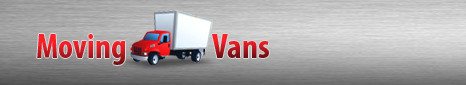Moving vans and trucks for all your moving needs.